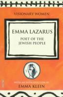 Cover of: Emma Lazarus