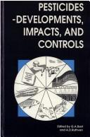 Cover of: Pesticides Develop Impact Control (Special Publication)