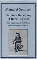Cover of: The Great Reclothing of Rural England