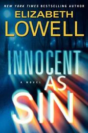 Cover of: Innocent as Sin CD | Ann Maxwell