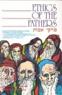 Cover of: Ethics of the Fathers | Philip Blackman