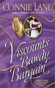 Cover of: The viscount