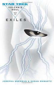 Cover of: Vulcan's Soul Trilogy Book Two: Exiles