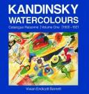 Cover of: Kandinsky, catalogue raisonné of the oil-paintings