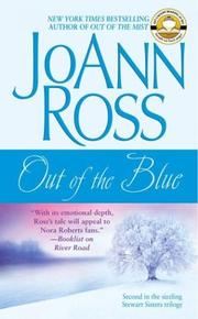 Cover of: Out of the blue | JoAnn Ross