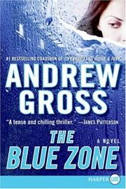 Cover of: The Blue Zone LP | Andrew Gross