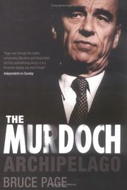 Cover of: The Murdoch Archipelago