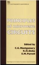 Cover of: Principles of microwave circuits |
