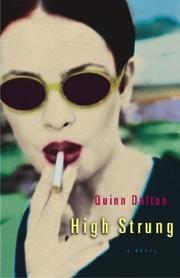 Cover of: High strung | Quinn Dalton