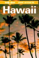 Cover of: Lonely Planet Hawaii | Glenda Bendure