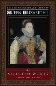 Cover of: Queen Elizabeth I