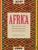 Cover of: Africa | Worldviews