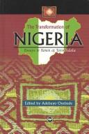 Cover of: The transformation of Nigeria