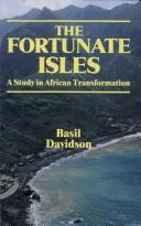 Cover of: The Fortunate Isles