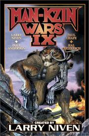 Cover of: Man-Kzin Wars IX (Man-Kzin Wars)