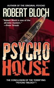 Cover of: Psycho House