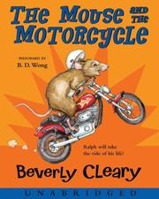 Cover of: The Mouse and the Motorcycle CD