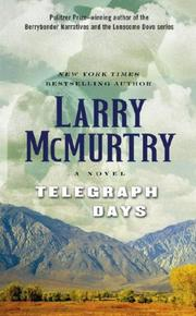 Cover of: Telegraph Days: A Novel