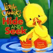 Cover of: Little Quack Hide and Seek