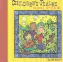 Cover of: Children's Psalms