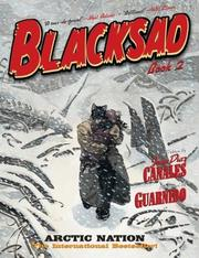 Cover of: Blacksad 2 (Blacksad) | Guarnido
