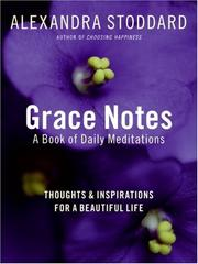Cover of: Grace Notes
