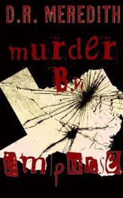 Cover of: Murder by Impulse