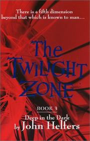 Cover of: The Twilight Zone: Book 3