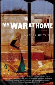 Cover of: My war at home | Masuda Sultan