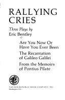 Cover of: Rallying Cries