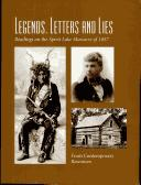 Cover of: Legends, Letters, and Lies | Mary Bakeman