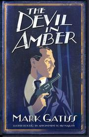 Cover of: The Devil in Amber (Lucifer Box 2)