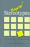 Cover of: Beyond Stereotypes | Maria Herrera-Sobek