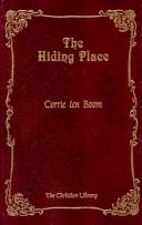 Cover of: The Hiding Place (The Christian Library) | Corrie ten Boom