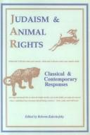 Cover of: Judaism and Animal Rights: Classical and Contemporary Responses
