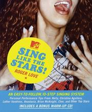 Cover of: Sing like the stars!