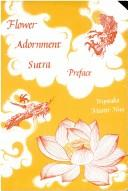 Cover of: The great means expansive Buddha flower adornment sutra: preface
