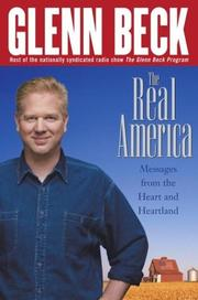 Cover of: The Real America: messages from the heart and heartland