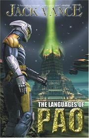 Cover of: The Languages of Pao
