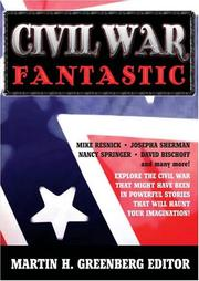 Cover of: Civil War Fantastic