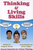 Cover of: Thinking & living skills |