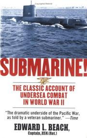 Cover of: Submarine