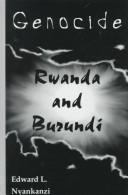 Cover of: Genocide | Edward L. Nyankanzi