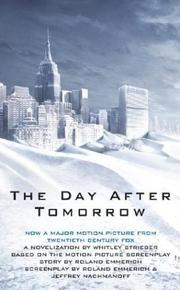 Cover of: The day after tomorrow