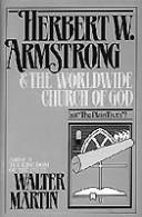 Cover of: Herbert W. Armstrong & The Worldwide Church of God