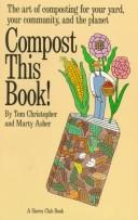 Cover of: Compost this book!