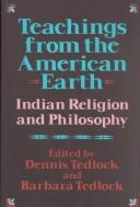 Cover of: Teachings from the American earth