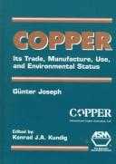 Cover of: Copper | GuМ€nter Joseph