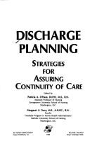 Cover of: Discharge Planning | Patricia Ohare