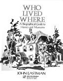 Cover of: Who Lived Where Ff